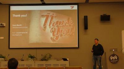 Carlo Becchi: The Corporate WordPress Experience.