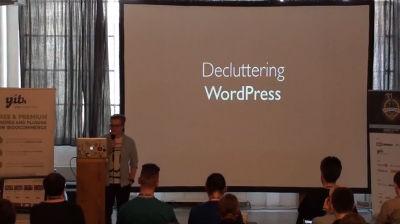Pascal Birchler: Decluttering WordPress