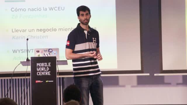 David Aguilera: WordCamp Europa 2015