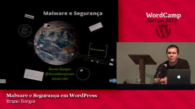 Bruno Borges: Malware e Segurança em WordPress