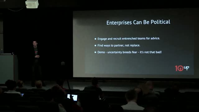Jake Goldman: Enterprise-class WordPress