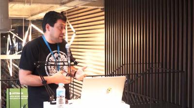 Eric Zeidan: Endpoints seguros en nuestra WP-REST-API