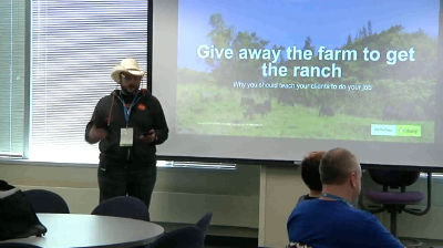 Mendel Kurland: Give Away The Farm To Get The Ranch, Why You Should Teach Your Clients How To Do Your Job