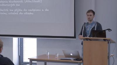 Vladimír Rejholec: Ako tvoriť internetový obsah