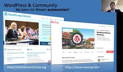 Ulf Schönefeld: WordPress und Community