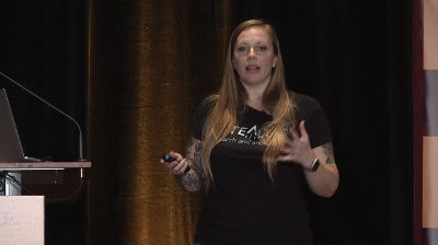 Pam Aungst: Killer Keywords - How to Write Content for Both Humans and Search Engines