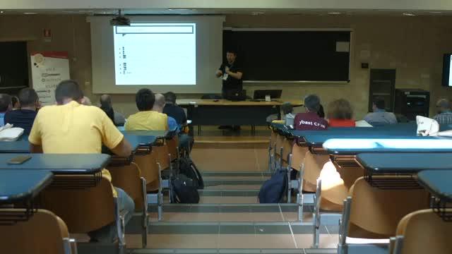 Marco Chiesi: Chi ha paura della command-line?