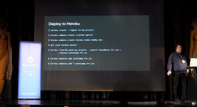 Jussi Kinnula: Deploying WP Multisite to Heroku