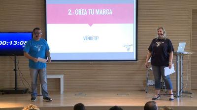 Mercedes Romero and Roberto Miralles: 7 pasos que debes dar para ganar dinero (de verdad) con tu WordPress