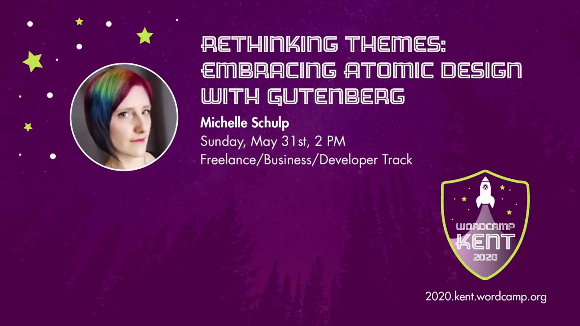 Michelle Schulp: Rethinking Themes -- Embracing Atomic Design With Gutenberg