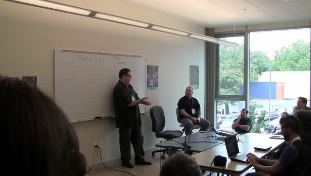 John Hawkins and Todd Huish: Business Aspects of Plugin Development