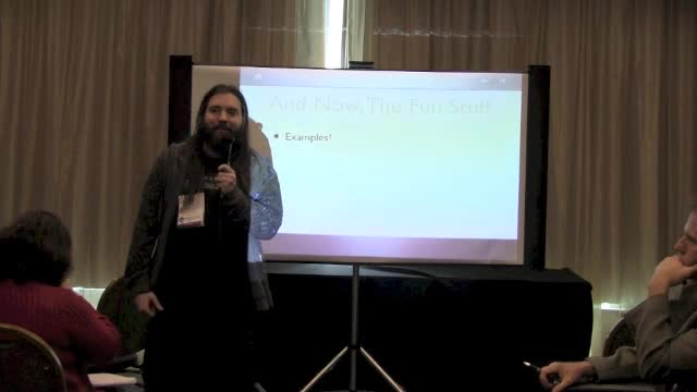 Peter Baylies: Doing Clever Stuff with WordPress