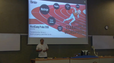 Jak se starat o běžící WordPress? od Tomáš Kocifaj