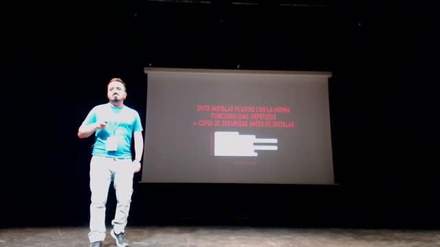 Jaime Garmar: No por mucho plugin instalar, amanece más temprano… pluginadictos