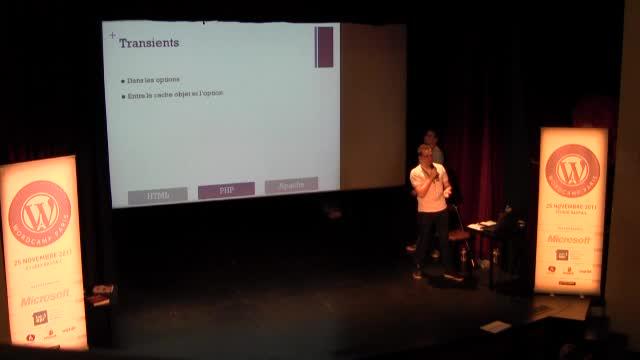 Benjamin Niess et Nicolas Juen : Optimiser les performances dans WordPress