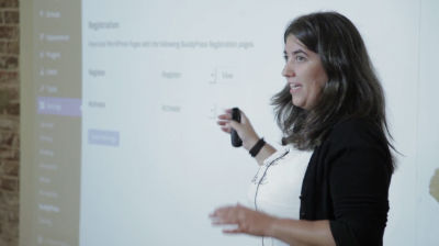 Rocío Valdivia: BuddyPress, Much More Than a Plugin!