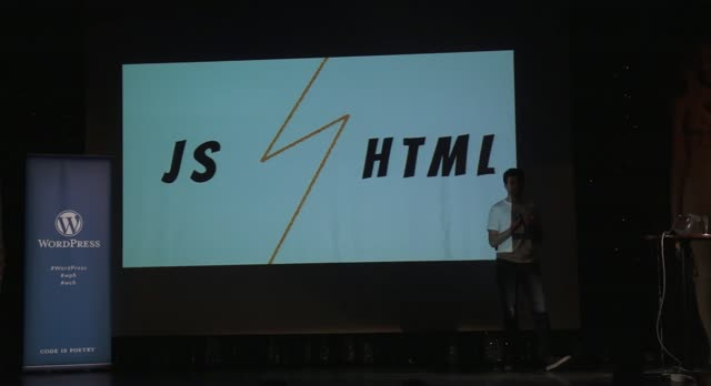 Nikolay Bachiyski: React for WordPress Developers