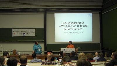 Torsten Landsiedel, Frank Staude: Neu in WordPress – Wo finde ich Hilfe und Informationen