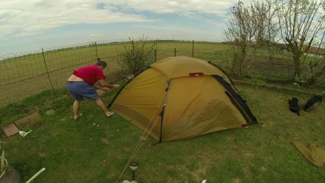 & Tent | Alien´s trip around the world