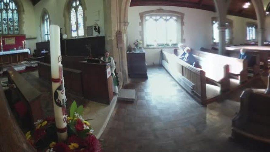 St_Swithin's Harvest Communion