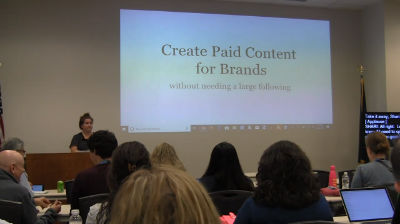 Shari Medini: Create Paid Content for Brands (without needing a large following)