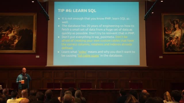 Otto Kekäläinen: 10 things every developer should know about their database to run WordPress optimally