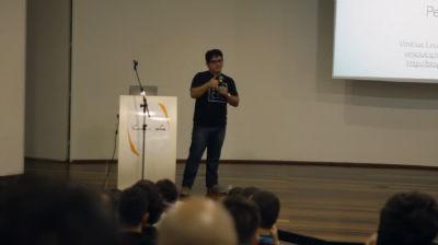 Vinícius Lourenço: Spread the Word - A importância de compartilhar no ecossistema em que você vive!
