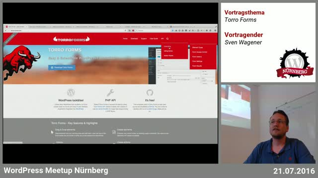 Sven Wagener: TorroForms