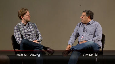 Matt Mullenweg & Om Malik: Q&A