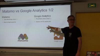 Cyrille SANSON: Matomo : vade retro, cookies et Google Analytics !