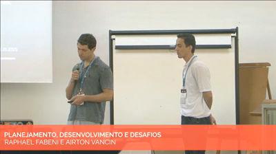 Airton Vancin e Raphael Fabeni: Do início ao fim com WordPress: Planejamento, desenvolvimento e desafios