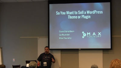 Dave Donaldson: So You Want to Sell a WordPress Theme or Plugin