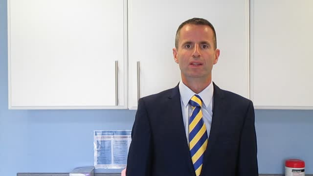 Dr Ronan Perry Welcomes You To Pearls