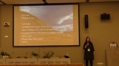 Zane Eniņa: Let's blog! (Or maybe not)