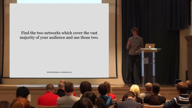 Alex Denning: Content Marketing For Real People