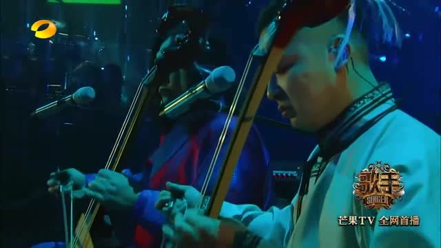 tengri a chinese mongol artist sings in a way you never heard before