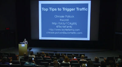 Chrissie Pollock: Top Tips to Trigger Traffic