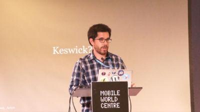 Joan Artés: Conferencia de desarrolladores de themes en Reino Unido