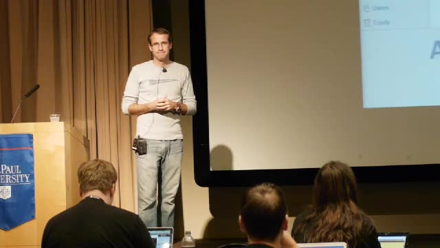David Tufts: Web Apps For The Masses