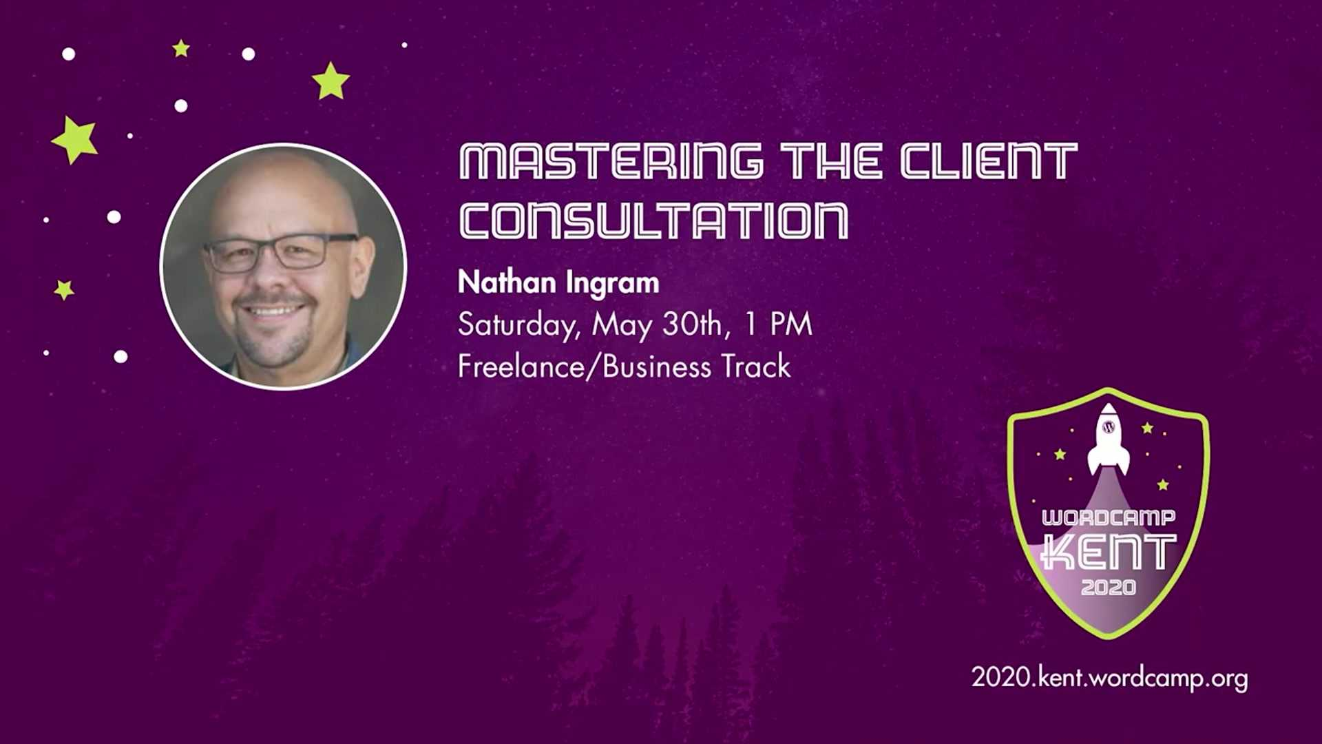 Nathan Ingram: Mastering The Client Consultation