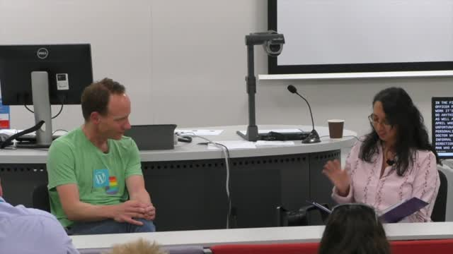 Simon Dickson and Abha Thakor: Interview with Simon Dickson