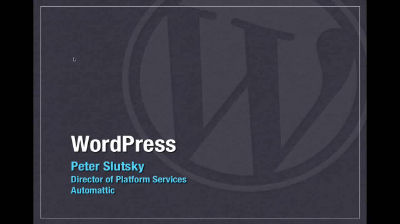 Peter Slutsky: Why Choose WordPress CMS to Build Websites: A Government Perspective