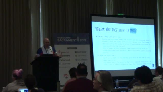 Ben Ilfeld: Measure - Transform Analytics