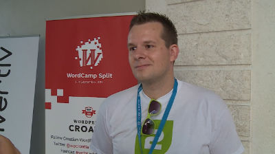 [INTERVIEW] WordCamp Split – Andrej Šimunaj