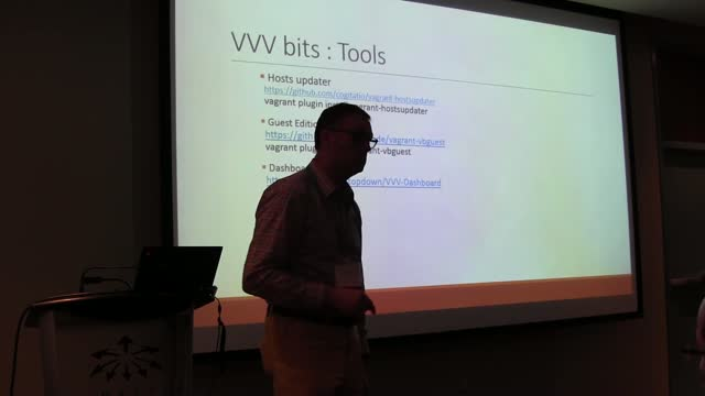 Paul Bearne: How to Set Up a Vagrant Development System