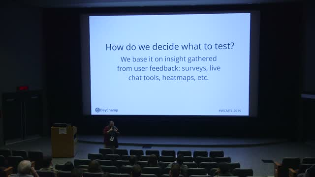 Brendan Sera-Shriar: How to A/B Test with WordPress - Conversions Aren't Just for Landing Pages