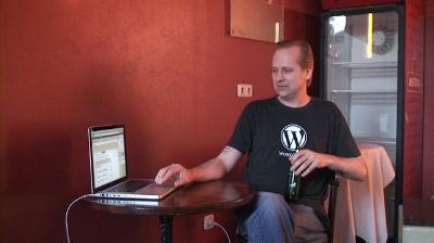 Caspar Hübinger: Der WordPress Editor