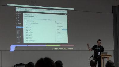 Alexandre Simard : Sélecteurs CSS à la rescousse ; techniques incontournables pour WordPress