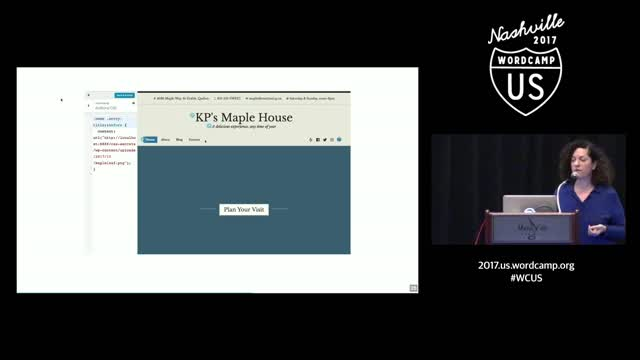 Kathryn Presner: CSS Secrets for Beginners