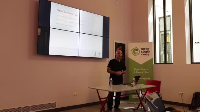 Luis Colomé: Trabajando con Genesis Hooks - OpenSouthCode 2019